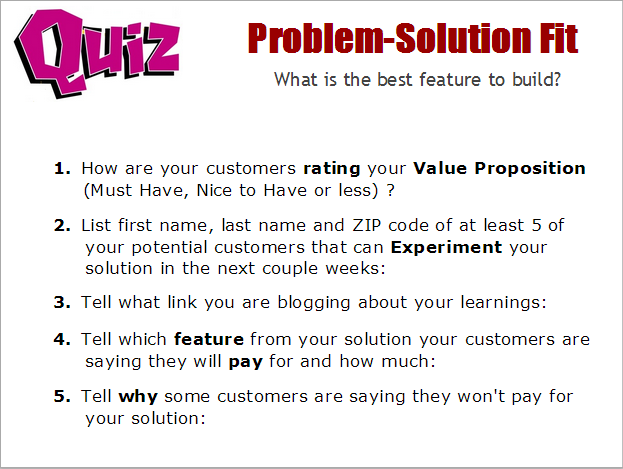 what is a problem solution